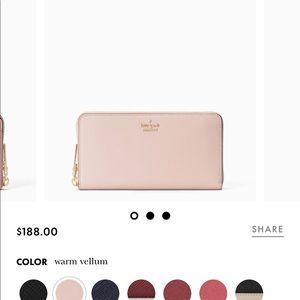 Kate Spade Wallet!!